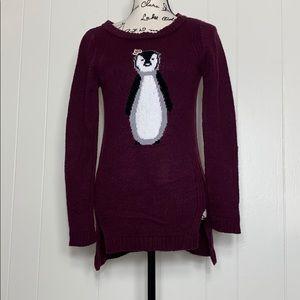 Lauren Conrad Penguin Queen Sweater